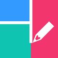 DrawFrame - 自由に枠を追加できるコラージュアプリ